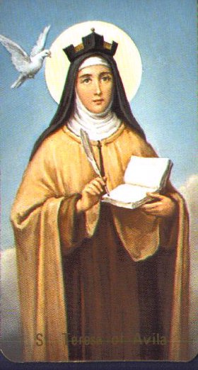 Maximas de Sta Teresa