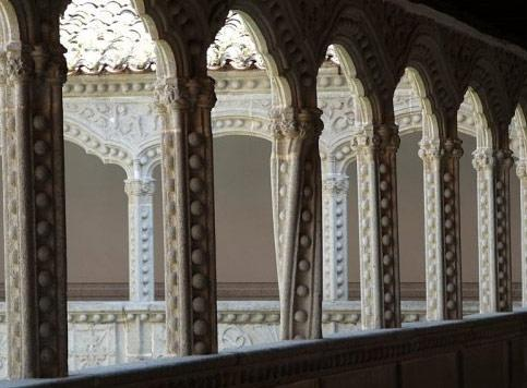 Monasterio_Santo_Tomas_5 / Royal Monastery of Saint Thomas ...